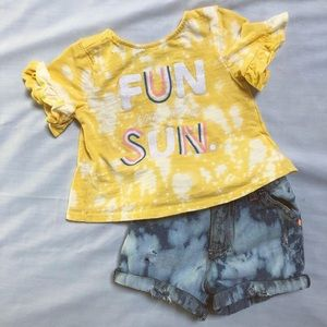 Other - Custom toddler outfit